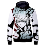 Unisex Danganronpa Hoodies Long Sleeve Autumn Winter Sweatshirts Pullover Clothes Fashion Tops