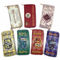 Harry Potter Purse The Marauder's Map Zip Around Wallet