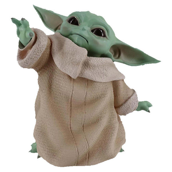 Star Wars The Mandalorian Baby Yoda PVC Figure Toy Model Doll Toys