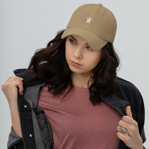 ESSENTIAL KHAKI Dad hat
