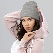 Load image into Gallery viewer, ESSENTIAL GREY Cuffed Beanie