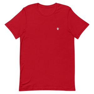 ESSENTIAL RED TEE