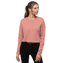 Load image into Gallery viewer, ESSENTIAL MUAVE Crop Sweatshirt
