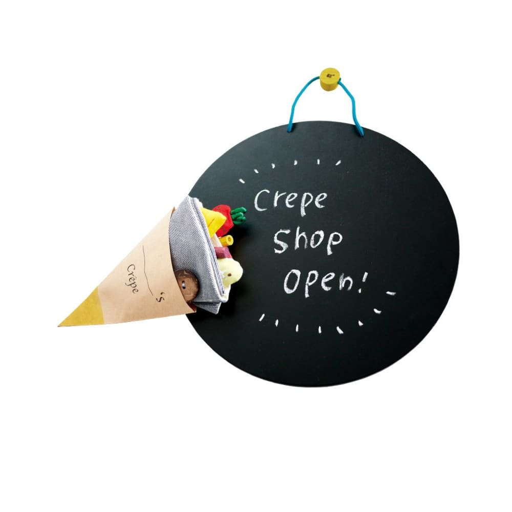 Crepe Shop - fabrics and fun drawing for imaginative cooking games
