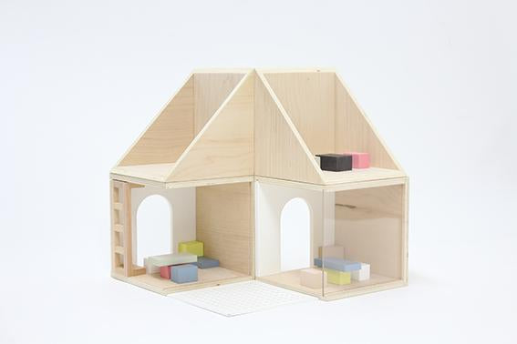 uchi - modular house set