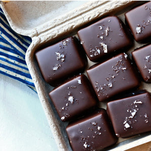 Caramel Box (9 pieces) - Farmhouse Chocolates