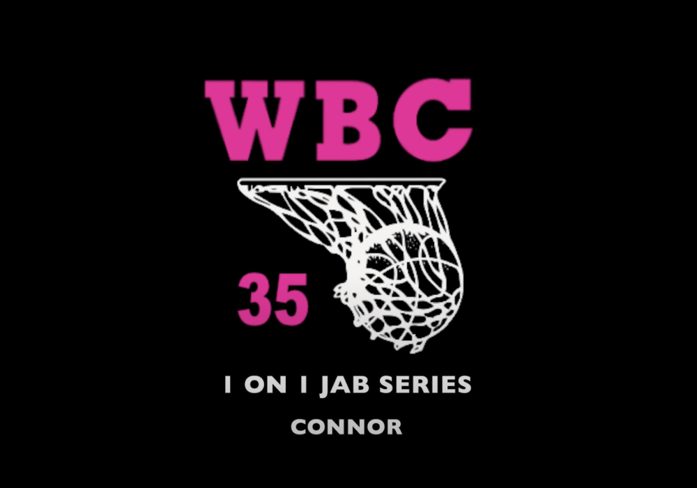 1 on 1 Jab Series with Connor