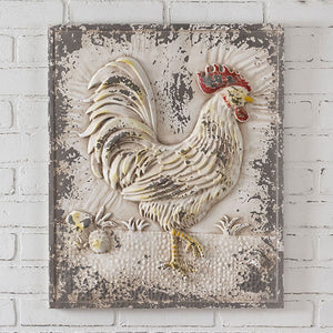 Rooster Wall Decor