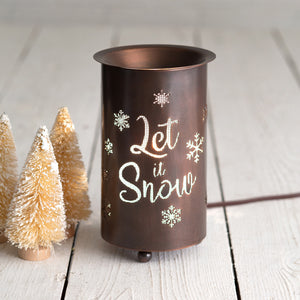 Let It Snow Tart Warmer