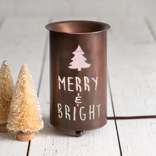 Merry & Bright Tart Warmer