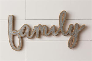 Wall Decor - Family