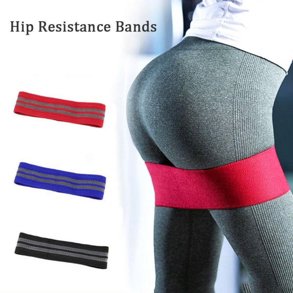 Glute and Hip Resistance Bands - 3 PCS PACK