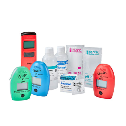 Hanna Checker Colorimeters