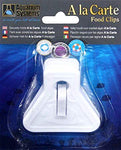 AQUARIUM SYSTEMS -  A La Carte | Food Clips