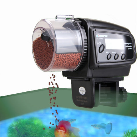 BOYU - ZW-Series | Automatic Timer Food Feeder for Fish Tank