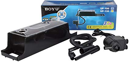 BOYU - Top Filter for Aquarium tank