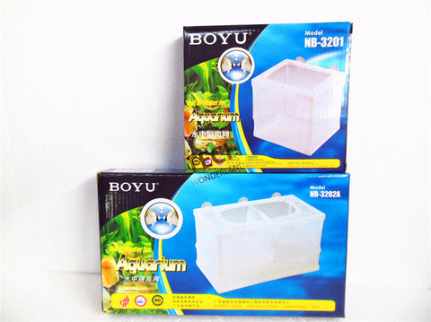 BOYU - Net Breeder for Aquarium Fish Tank