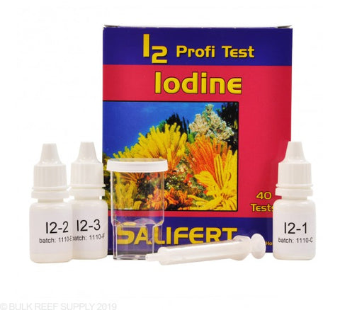 Iodine Profi Test Kit