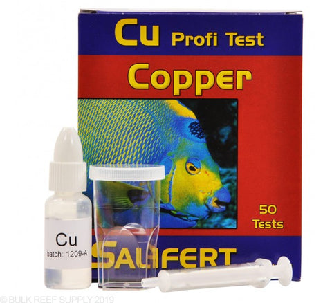 Copper Profi Test Kit