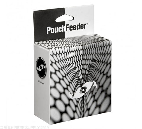 PouchFeeder for Algae and Frozen Foods