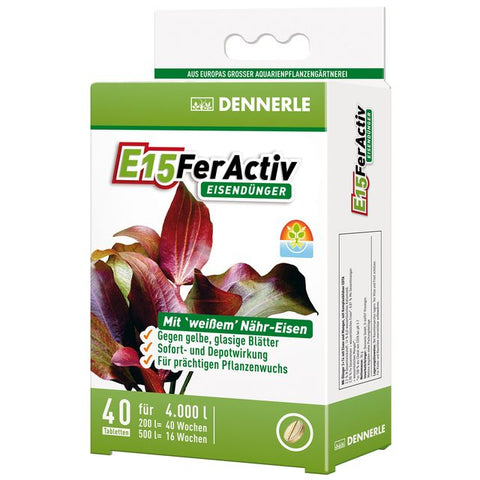 E15 FerActiv | Iron Fertilizer
