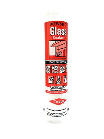 Dowsil - Dow Corning Glass Silicone Aquarium Sealant | 300ml