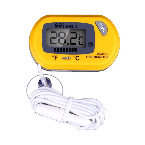 Sunsun Digital Thermometer with Probe |  WDJ-004