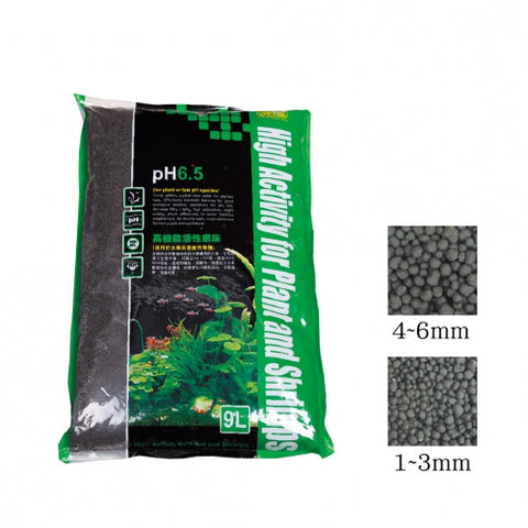 ISTA - Shrimp Soil – PH 6.5