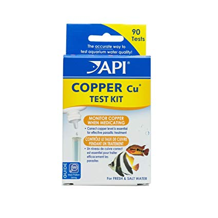 API - Copper Test Kit
