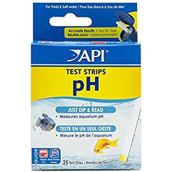 pH Test Strips - 25 Count
