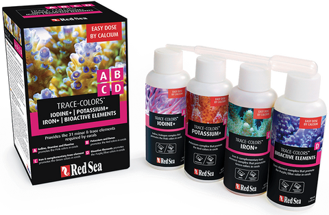 Trace Colors ABCD 4-Pack