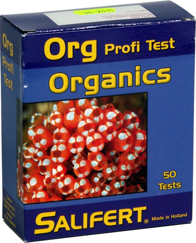 Organics Profi Test Kit