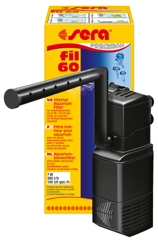 fil 60 Internal Filter (380 LPH)