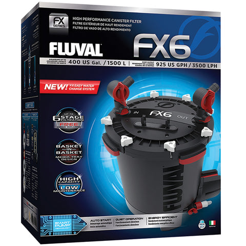 FX6 High Performance Canister Filter