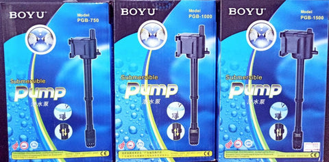 Boyu - Submersible Pump PGB series