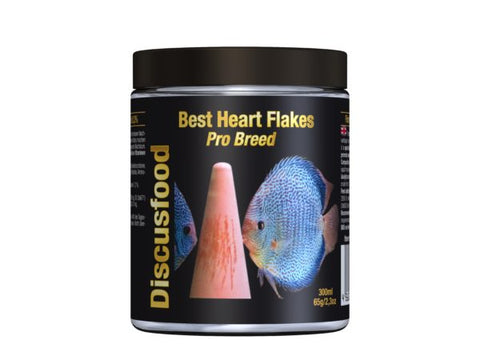 Best Heart Flakes Pro Breed