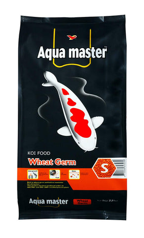 Aqua Master -  Koi Fish Food | Wheat Germ