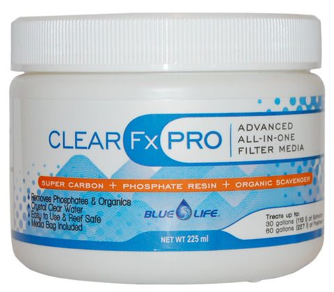 Blue Life - Clear Fx Pro