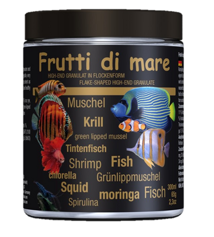 Discusfood Frutti di mare Flakes | High Nutrition flake food