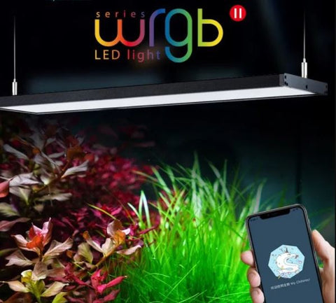 CHIHIROS RGB VIVID | Planted Aquarium LED Light | WiFi Control