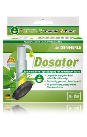 Dosator | Automatic Fertilizer Disperser for Aquaria