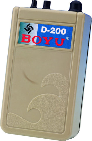 Boyu - D-200 Aquarium Battery Air Pump