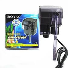 Bio-filter WF-Series Aquarium WaterFall Hang On Filter