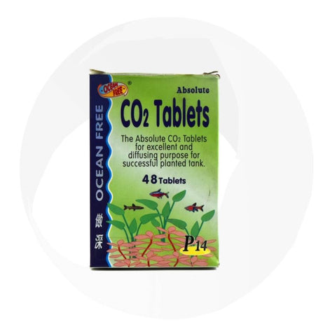 Ocean Free - CO2 Tablets | 48Tab