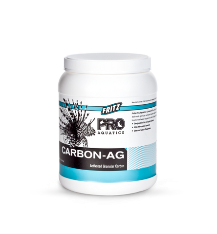 Fritz - PRO - Activated Carbon |  Pelleted