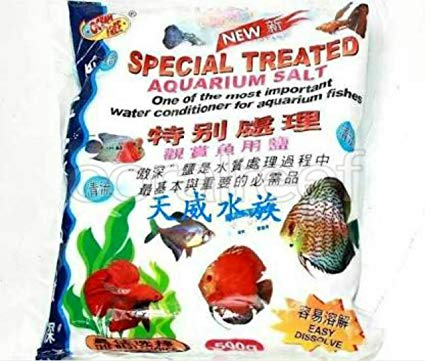 Special Treated Aquarium Salt