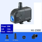 SunSun - Multi Function Submersible Pump | HJ - 1500