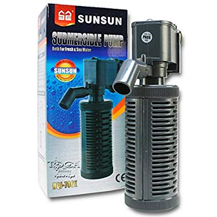 SUNSUN - HQJ-700I Internal Filter (500 LPH)