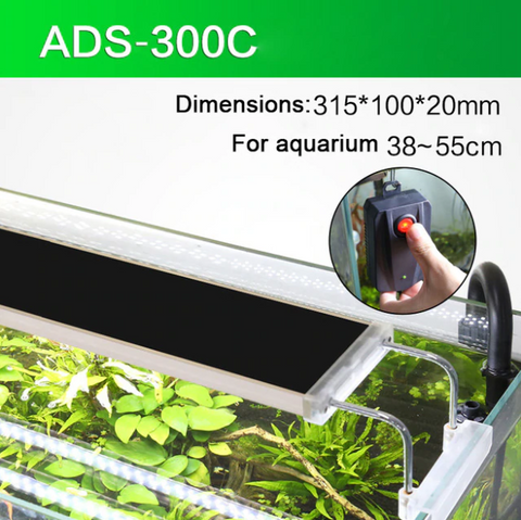 SUNSUN - ADS-300C Planted Tank LED Light | For 380-550mm Tank