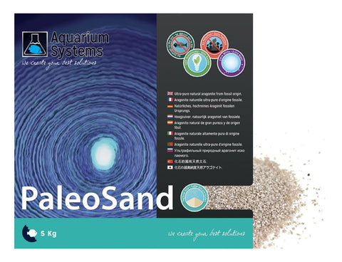 Aquarium Systems PaleoSand | Aragonite Sand